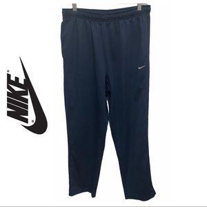 Nike Men's Navy Track Pants
